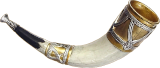 Boromir's Horn of Gondor from the Lord of the Rings